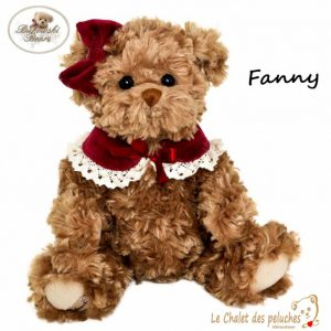 Fanny - 25cm - Collection BUKOWSKI
