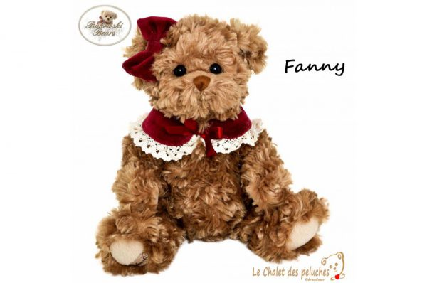 Fanny - 25cm - Collection BUKOWSKI