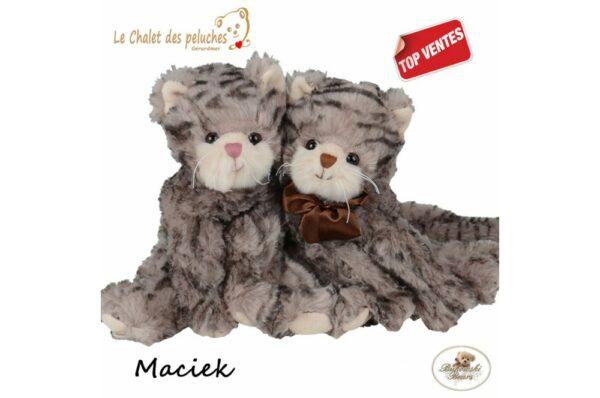 Maciek - 25cm - Peluche Bukowski