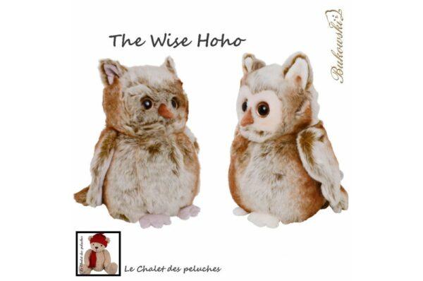 The Wise Hoho - 25cm - Collection BUKOWSKI