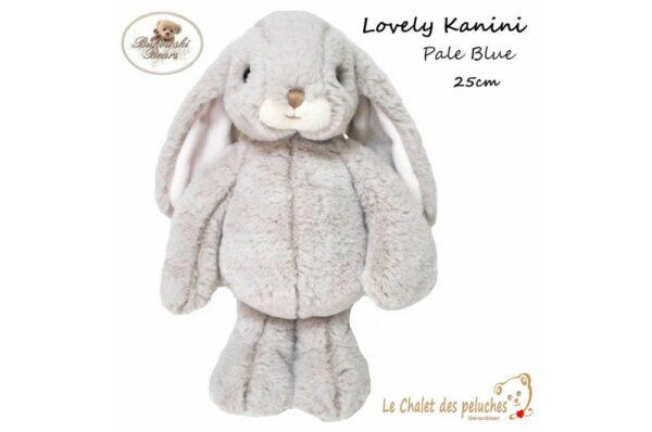 Lovely Kanini pale blue - 25cm - Collection Bukowski