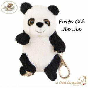 Porte clé Jie Jie - Peluche BUKOWSKI