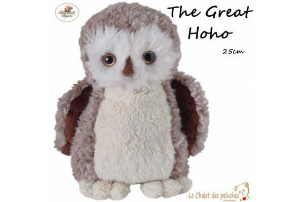 The Greet Hoho - 25cm - Peluche Bukowski