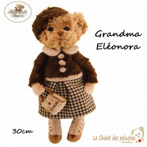 Grandma Eléonora - 30cm - Collection BUKOWSKI