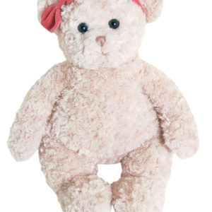 Pola little sister noeud rose, le chalet des peluches