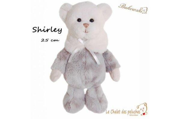 Shirley Elaine - 25m - Peluche BUKOWSKI