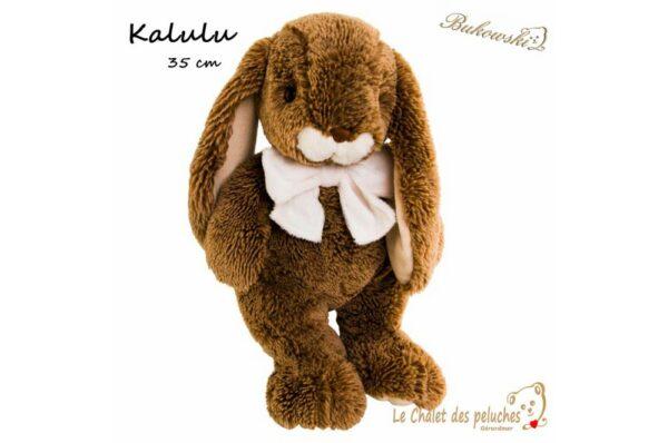 Kalulu - 35cm - Peluche Bukowski