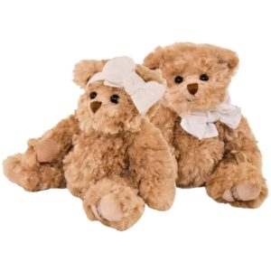Little Daniel et Little Girlfriend, le chalet des peluches
