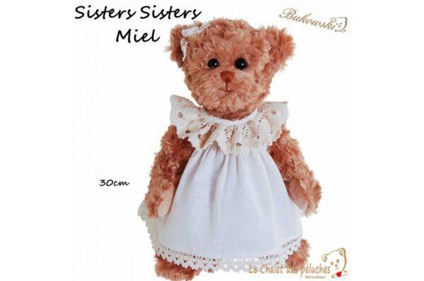 Sisters Sisters Miel - - 30cm - Collection BUKOWSKI