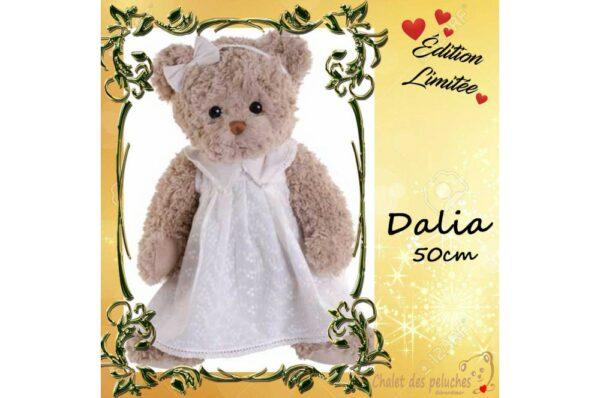 Dalia - 50cm - Peluche Bukowski - Edition limitée