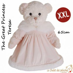 The Great princess Teresa - Taille XXL - 65cm - peluche Bukowski