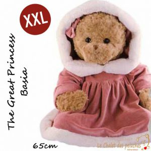 The Great princess Basia - Taille XXL - 65cm - peluche Bukowski