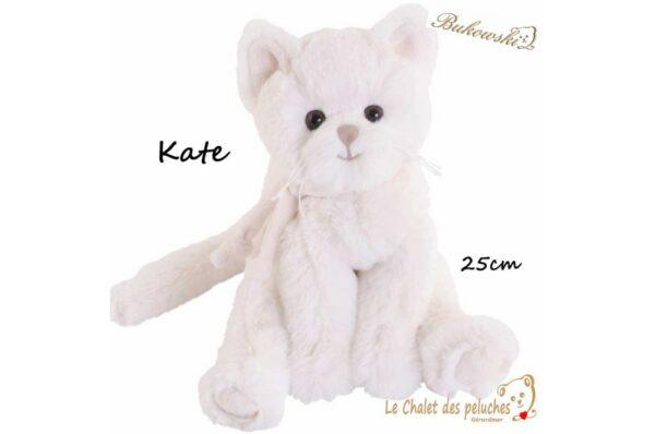Kate - 25cm - Peluche BUKOWSKI