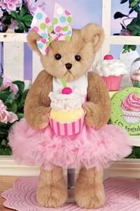 candy cupcake, le chalet des peluches