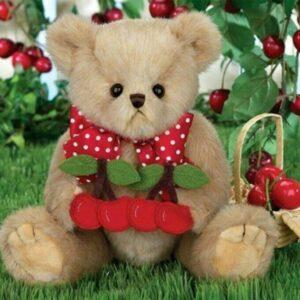 Beary cherry, le chalet des peluches