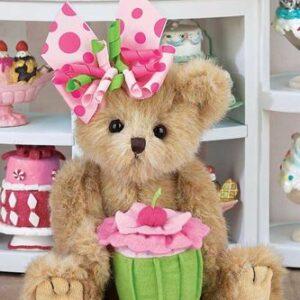 casey cupcake, le chalet des peluches