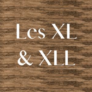 Les XL & XXL