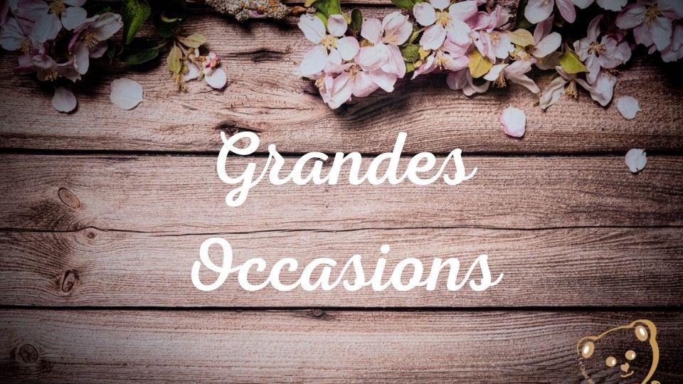 grandes occasions